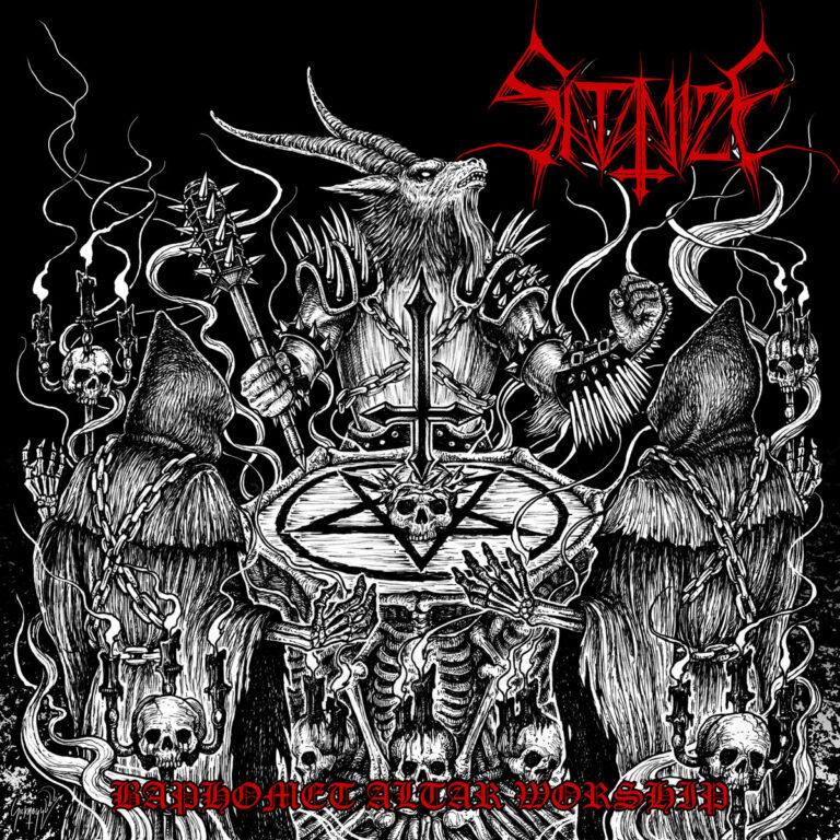 Satanize – Baphomet Altar Worship Review