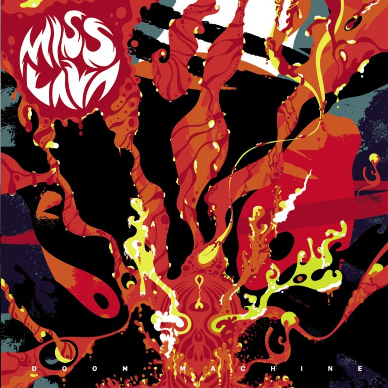 Miss Lava – Doom Machine Review
