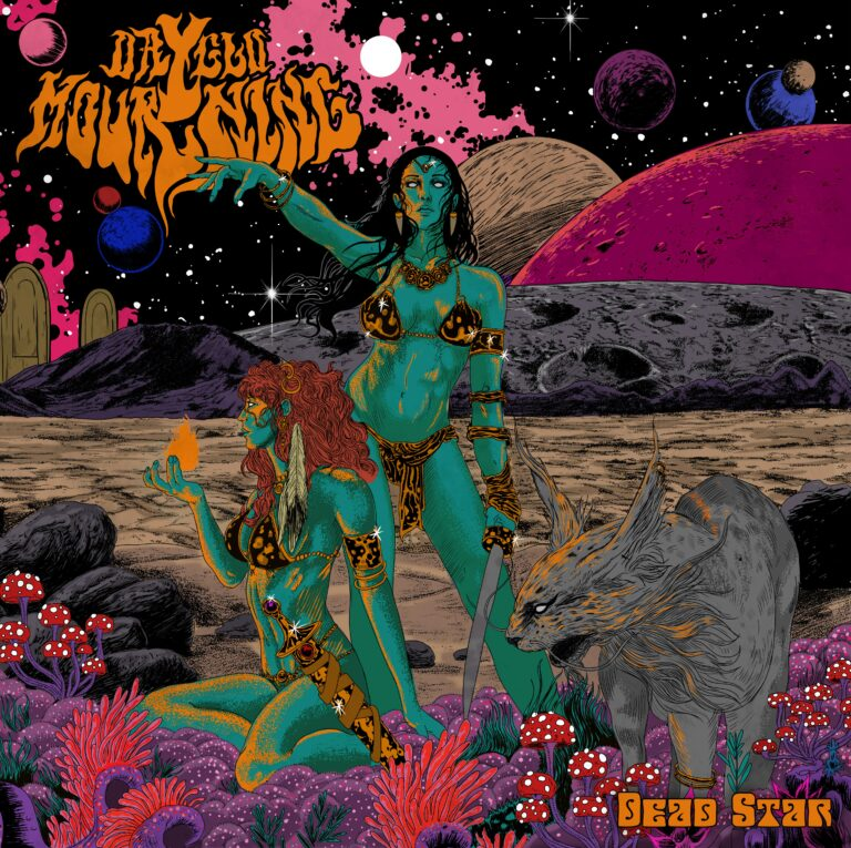 DayGlo Mourning – Dead Star Review