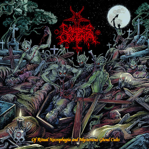 Caedes Cruenta – Of Ritual Necrophagia and Mysterious Ghoul Cults Review