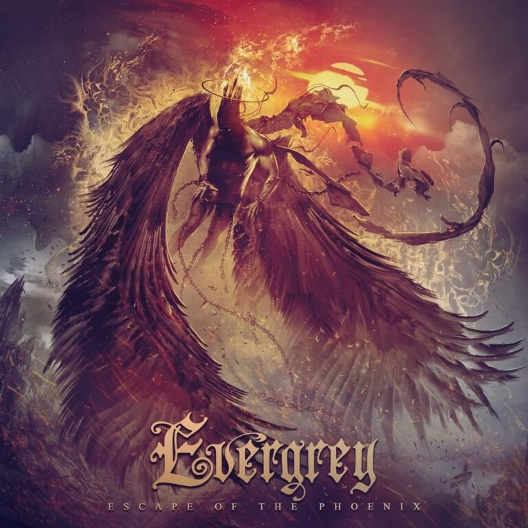 Evergrey – Escape of the Phoenix Review