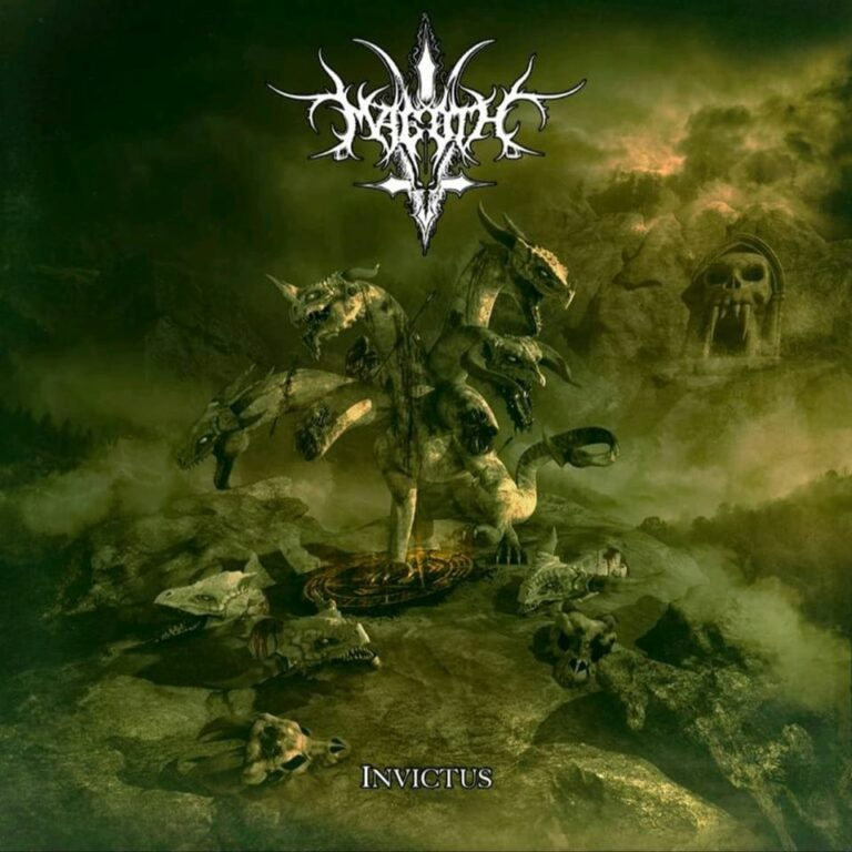 Magoth – Invictus Review