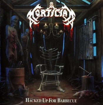 Yer Metal is Olde: Mortician – Hacked Up for Barbecue