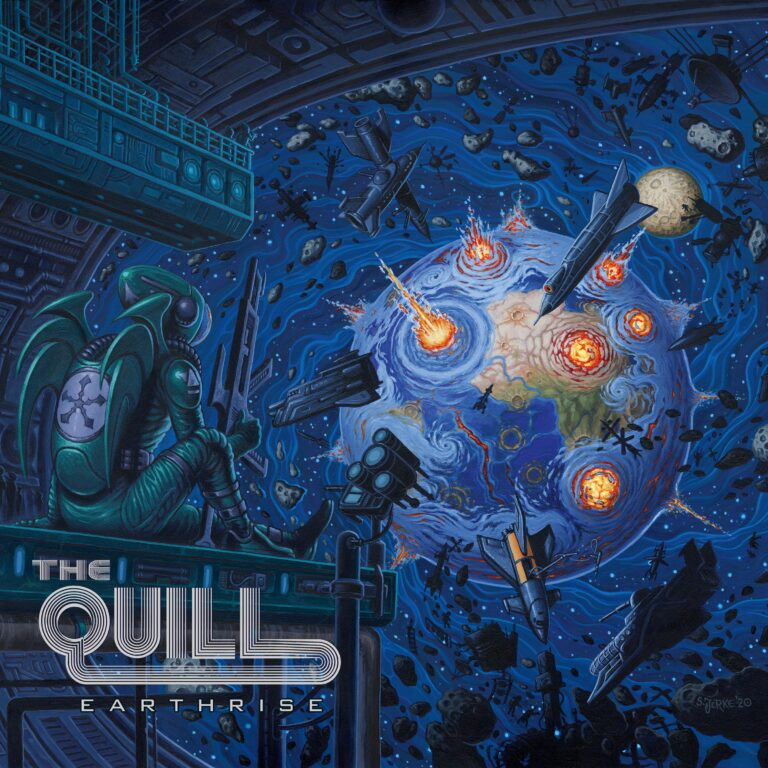 The Quill – Earthrise Review