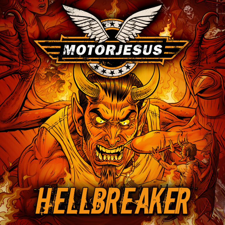 Motorjesus – Hellbreaker Review