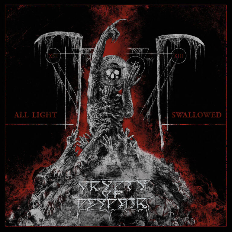 Crypts of Despair – All Light Swallowed Review