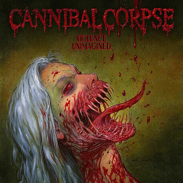 Cannibal Corpse  – Violence Unimagined Review