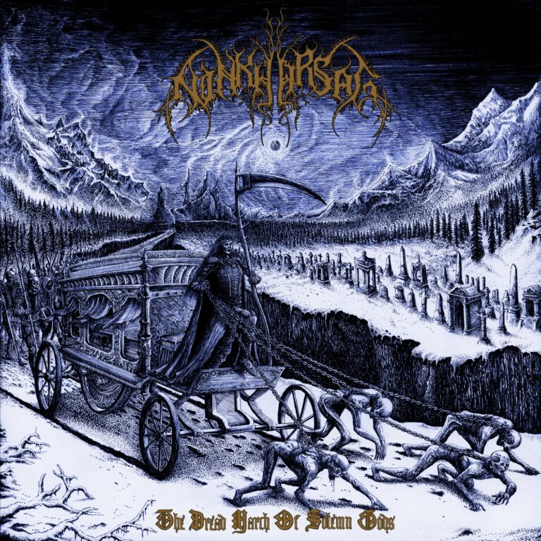 Ninkharsag – The Dread March of Solemn Gods Review