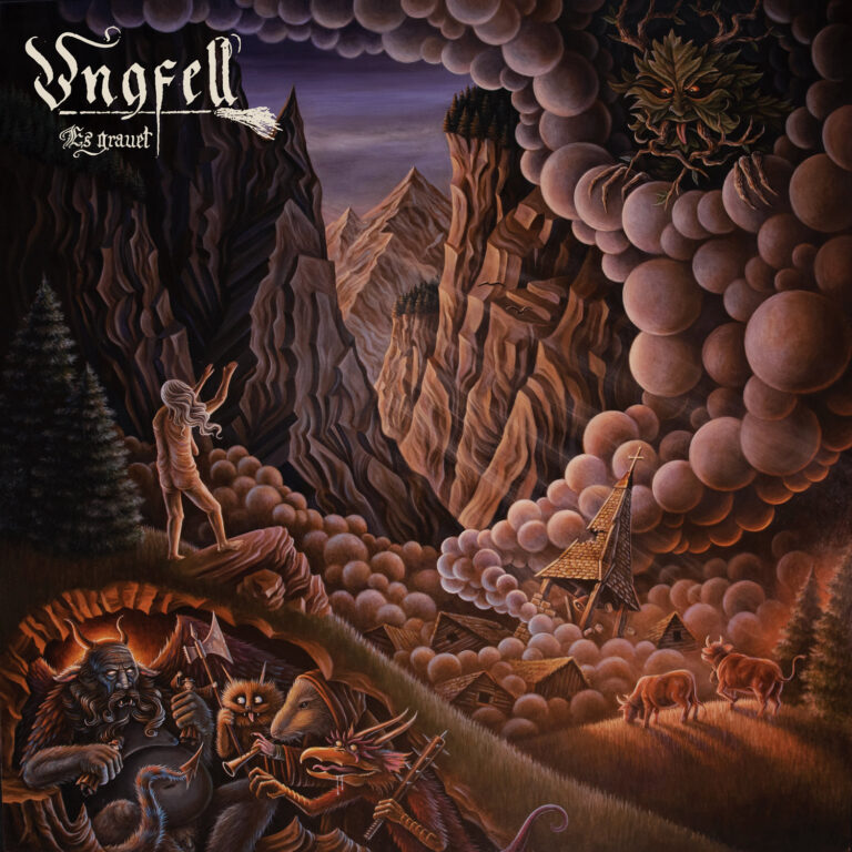 Ungfell – Es grauet Review