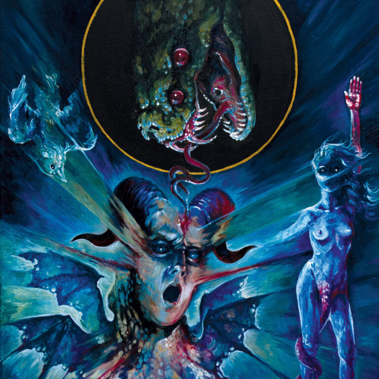 Esoctrilihum – Dy'th Requiem for the Serpent Telepath Review