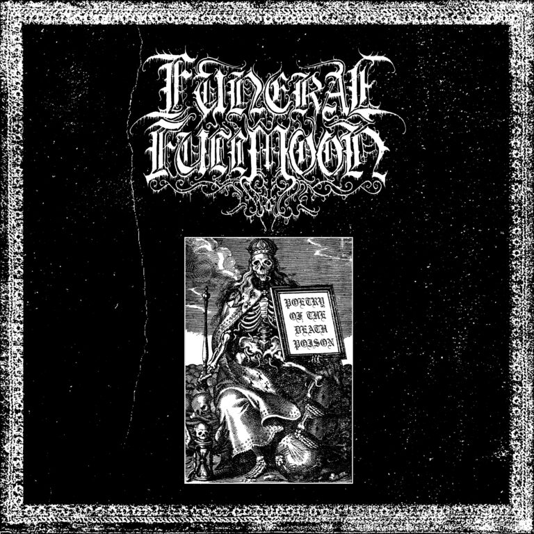 Funeral Fullmoon – Poetry of the Death Poison Review