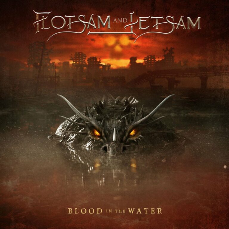 Flotsam and Jetsam – Blood in the Water Review