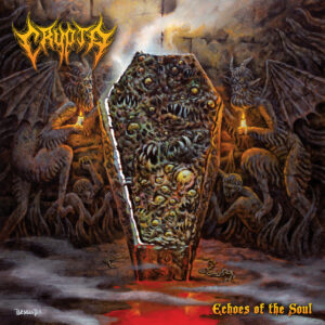 Album cover of Crypta - Echoes of the Soul