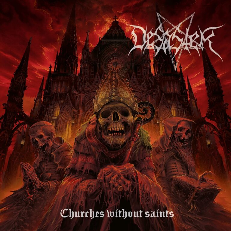 Desaster – Churches Without Saints Review