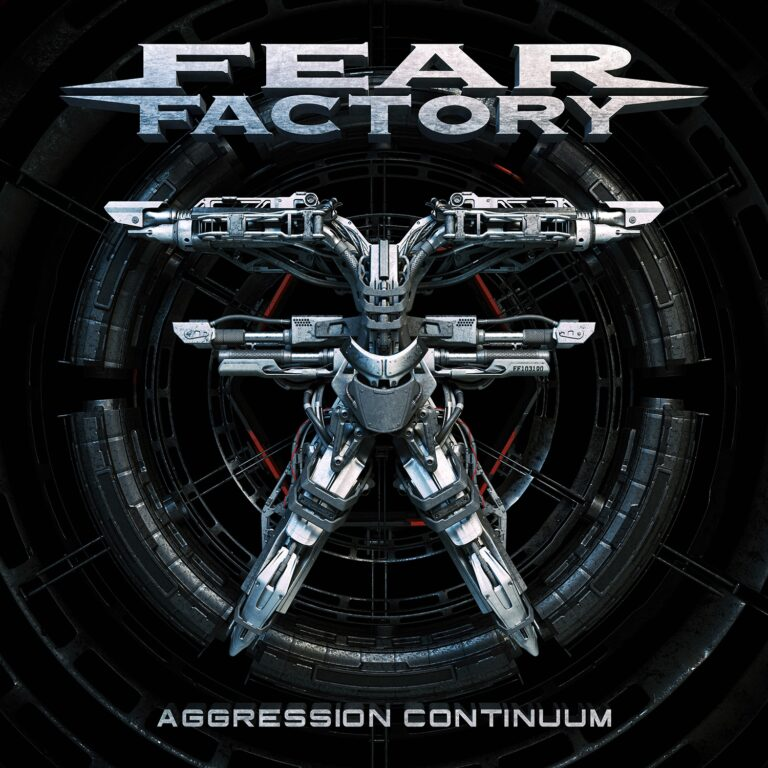 Fear Factory – Aggression Continuum Review