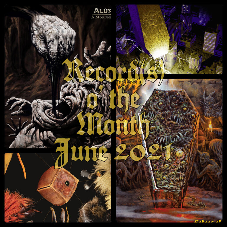 Record(s) o' the Month – June 2021