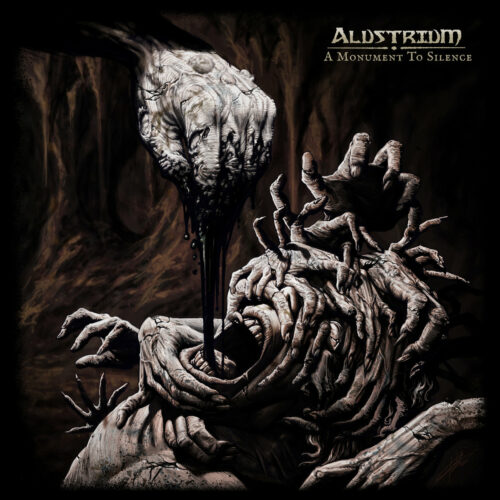 Album cover of Alustrium - A Monument to Silence