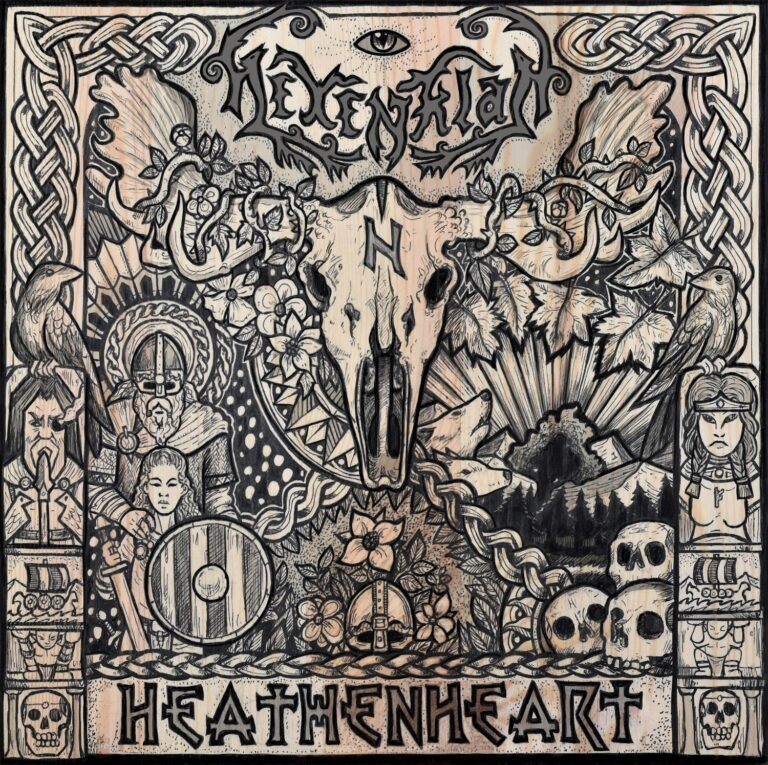 Hexenklad – Heathenheart Review