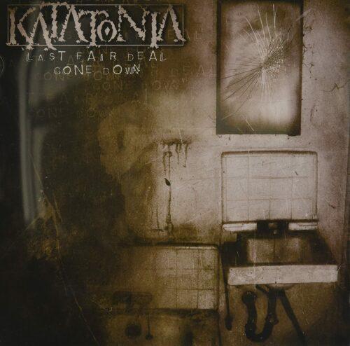 Album cover of Katatonia's Last Fair Deal Gone Down