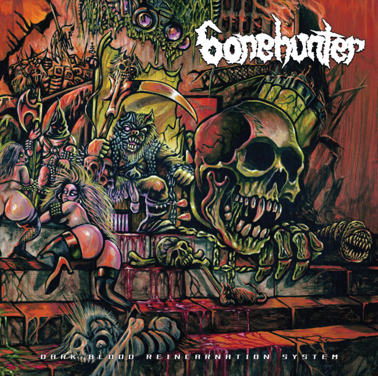 Bonehunter – Dark Blood Reincarnation System Review