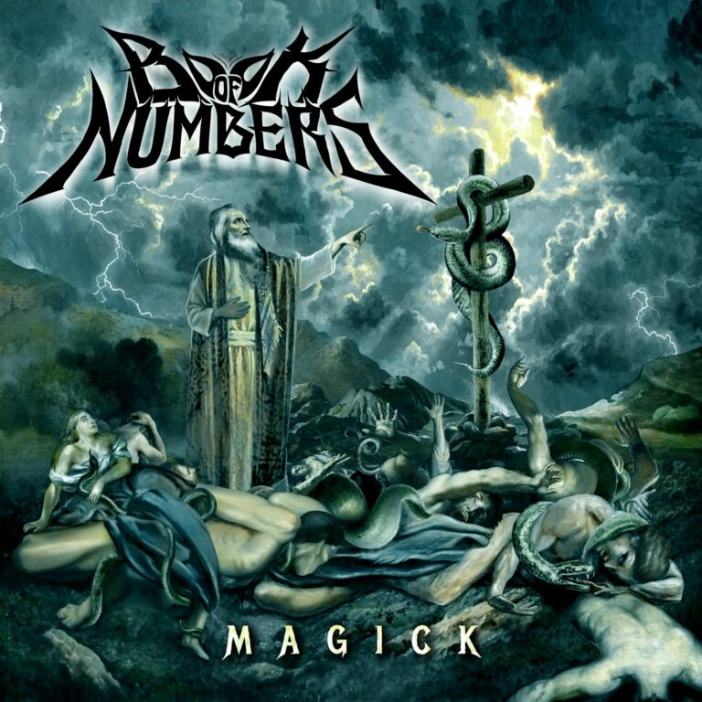 Book of Numbers – Magick Review