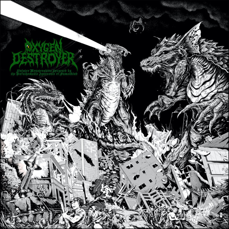 Oxygen Destroyer – Sinister Monstrosities Spawned by the Unfathomable Ignorance of Humankind Review