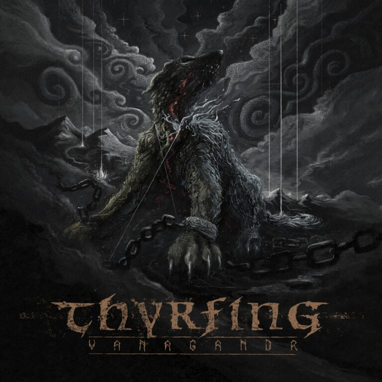 Thyrfing – Vanagandr Review