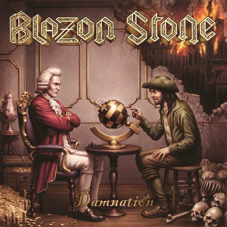 Blazon Stone – Damnation Review