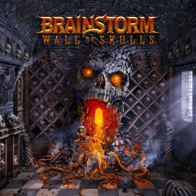 Brainstorm – Wall of Skulls Review