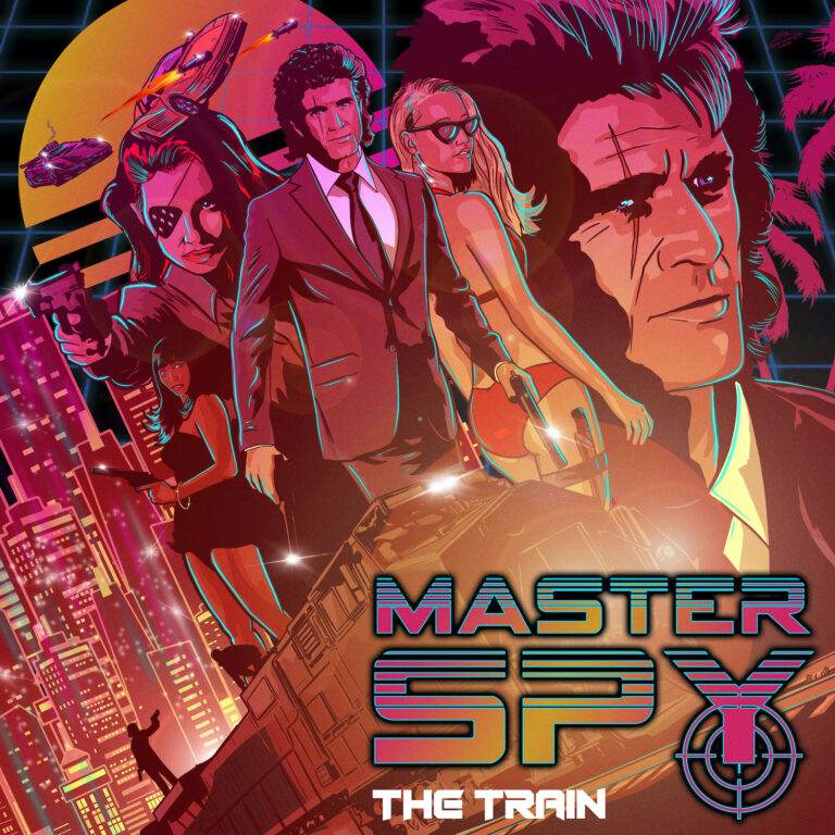 Master Spy – The Train Review