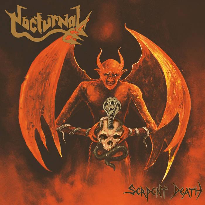 Nocturnal – Serpent Death Review