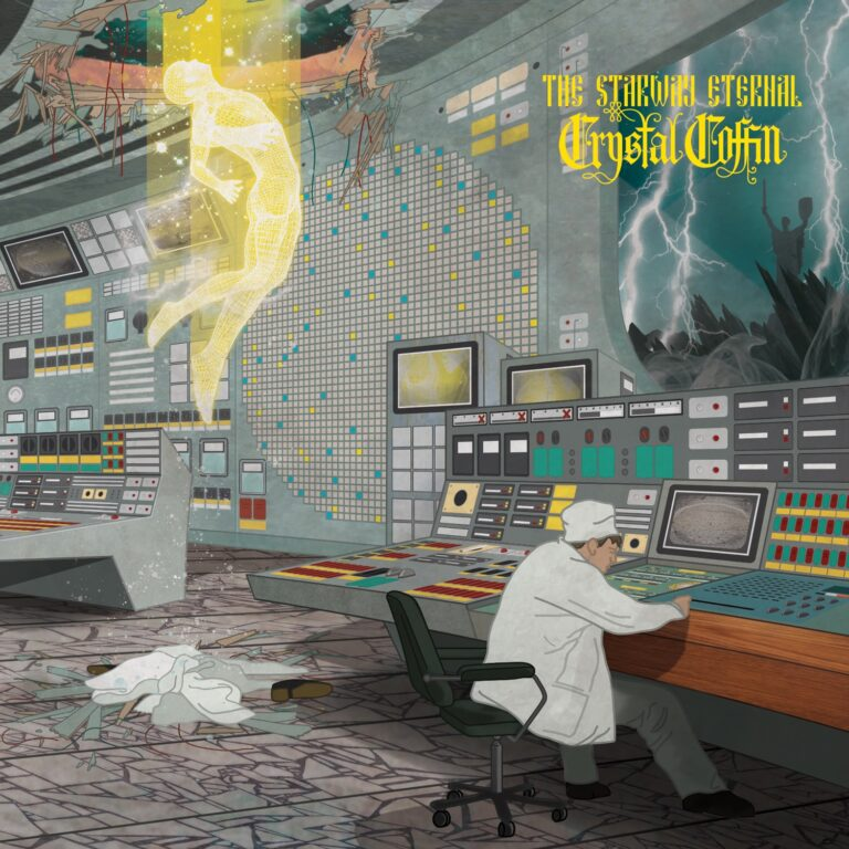 Crystal Coffin – The Starway Eternal Review