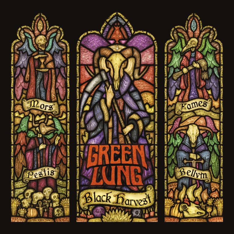 Green Lung – Black Harvest Review