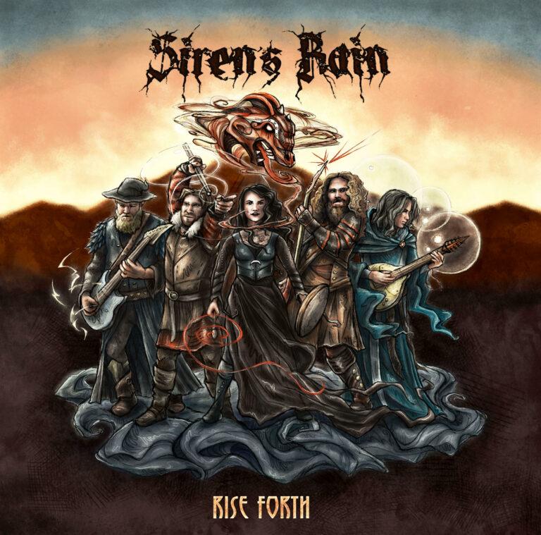 Siren's Rain – Rise Forth Review