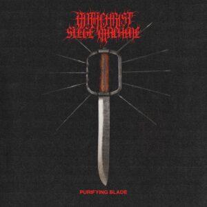 Antichrist Siege Machine - Purifying Blade 01